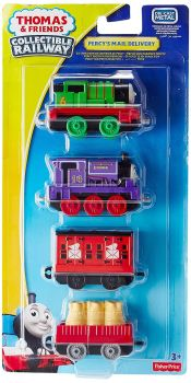 Collectible Railway Percy's Mail Delivary Assortiment