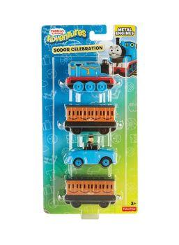 Thomas Adventures Sodor Celebration