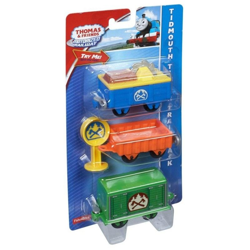 Tidmouth Timber Delivery - Motorized Railway