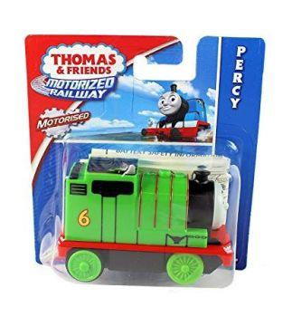 Motorized Railway Percy