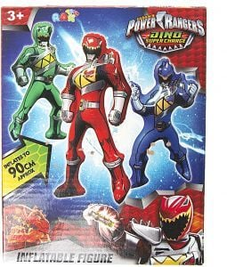 Power Rangers Dino Supercharge Inflatable Figure