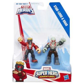Star-Lord & Drax