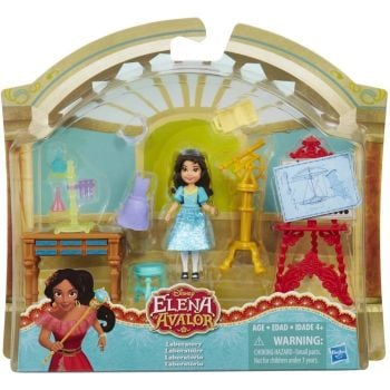 Elena of Avalor - Labratory