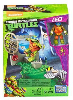 Leo Pizza Fury - Mega Bloks