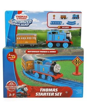 Motorized Railway Thomas Starter Set