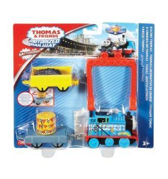 Motorized Railway Racing Thomas