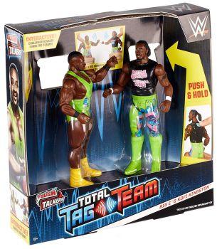 Big E & Kofi Kingston - Tag Team Tough Talkers