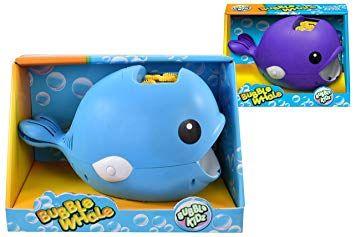 Bubble Whale