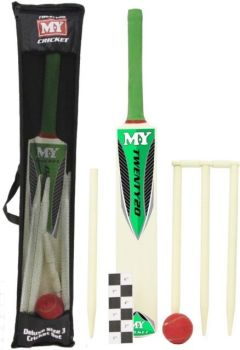 Deluxe Size 5 Cricket Set