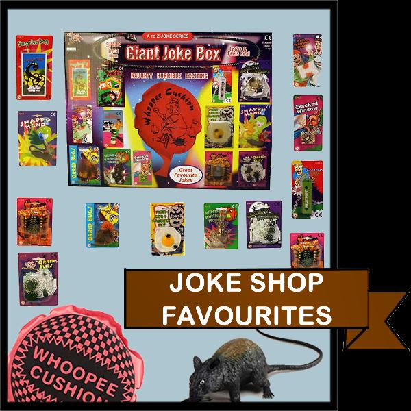 Joke Shop Favourites