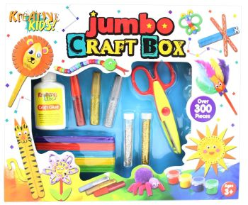 Jumbo Craft Box
