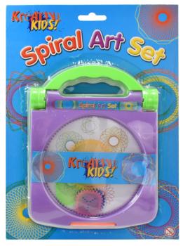 Spiral Art Set