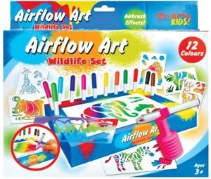 Airflow Art - Wildlife Set