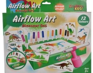 Airflow Art - Dinosaur Set
