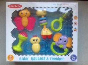 Baby Rattles & Teether