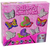 Butterfly Mould & Paint