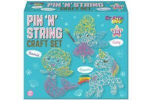 Pin And String Craft Set