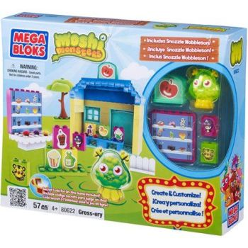 Moshi Monsters - Gross-ery