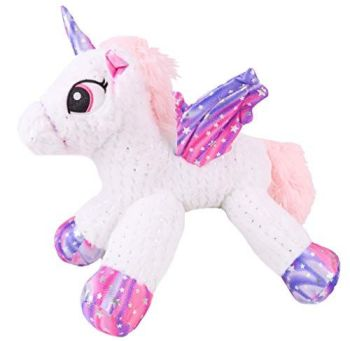 SnugglePals Plush Unicorn