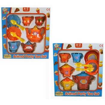 Animal Party Tea Set