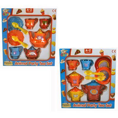 Animal Party Tea Set