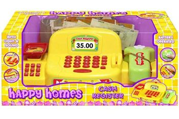 Happy Homes Cash Register