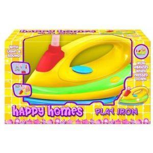 Happy Homes Play Iron