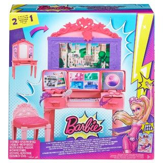 Barbie in Princess Power Super Transforming Vanity