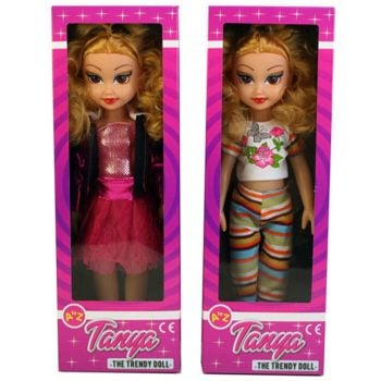 Tanya the Trendy Doll