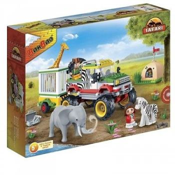 Jeep Safari Set