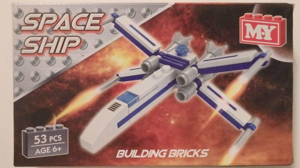 Space Ship Building Bricks