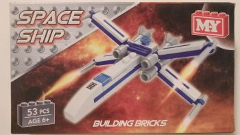 Space Ship Building Bricks