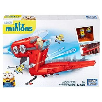 Minions Supervilliain Jet