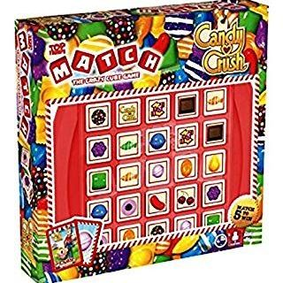 Candy Crush Top Trumps Match Game