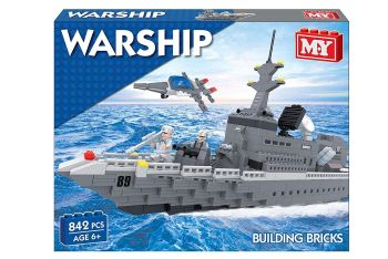 Warship Building Bricks