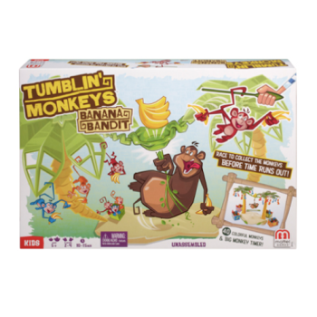 Tumblin' Monkeys Banana Bandit