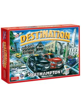 Destination - Southampton