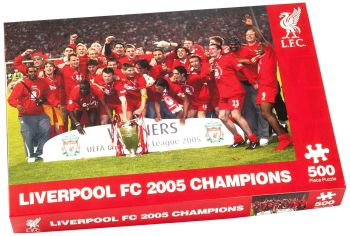 Liverpool - 2005 Champions League
