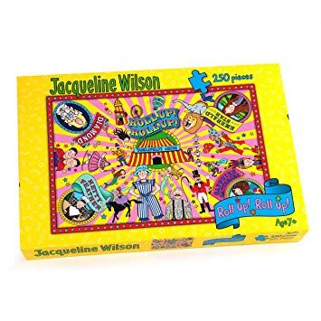 Jacqueline Wilson - Roll Up! Roll Up!