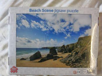 Beach Scene Jigsaw Puzzle
