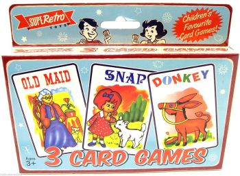 Childrens Favourite Card Games