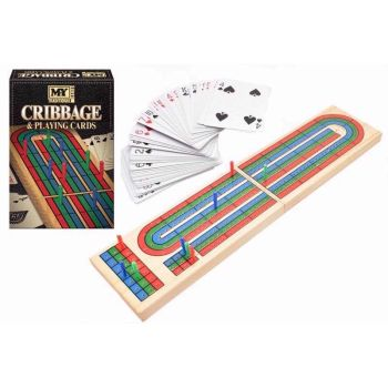 Cribbage & Playing Cards