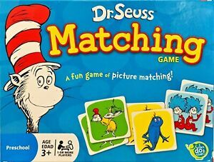 Dr.Seuss Matching Game