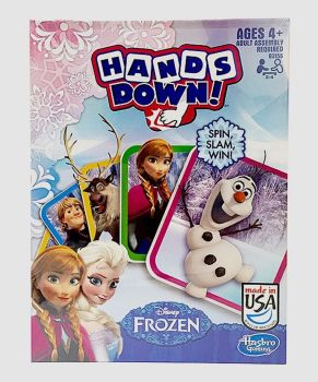 Hands Down - Frozen
