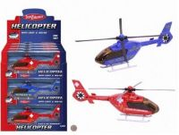 Helicopter with Light & Sound
