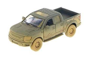Ford Raptor SuperCrew (Muddy)