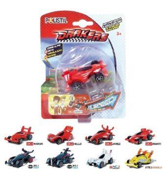 Drakers Motorised Hi-Speed Cars