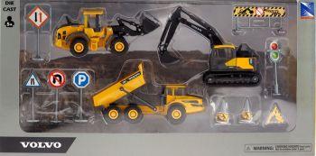 Volvo Construction Set