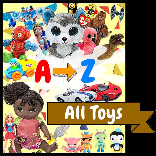 All Boys Toys