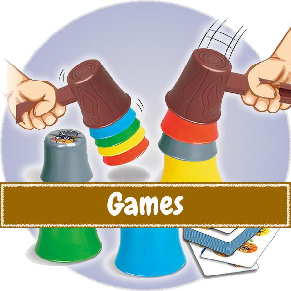 Games & Board Games